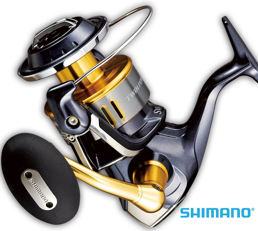shimano twin power
