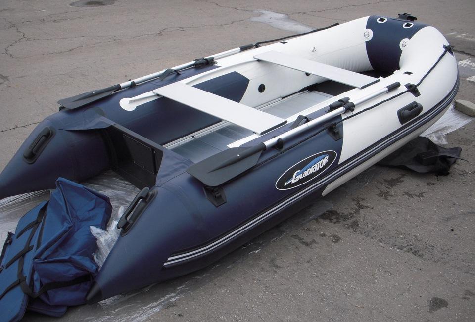 лодки гладиатор