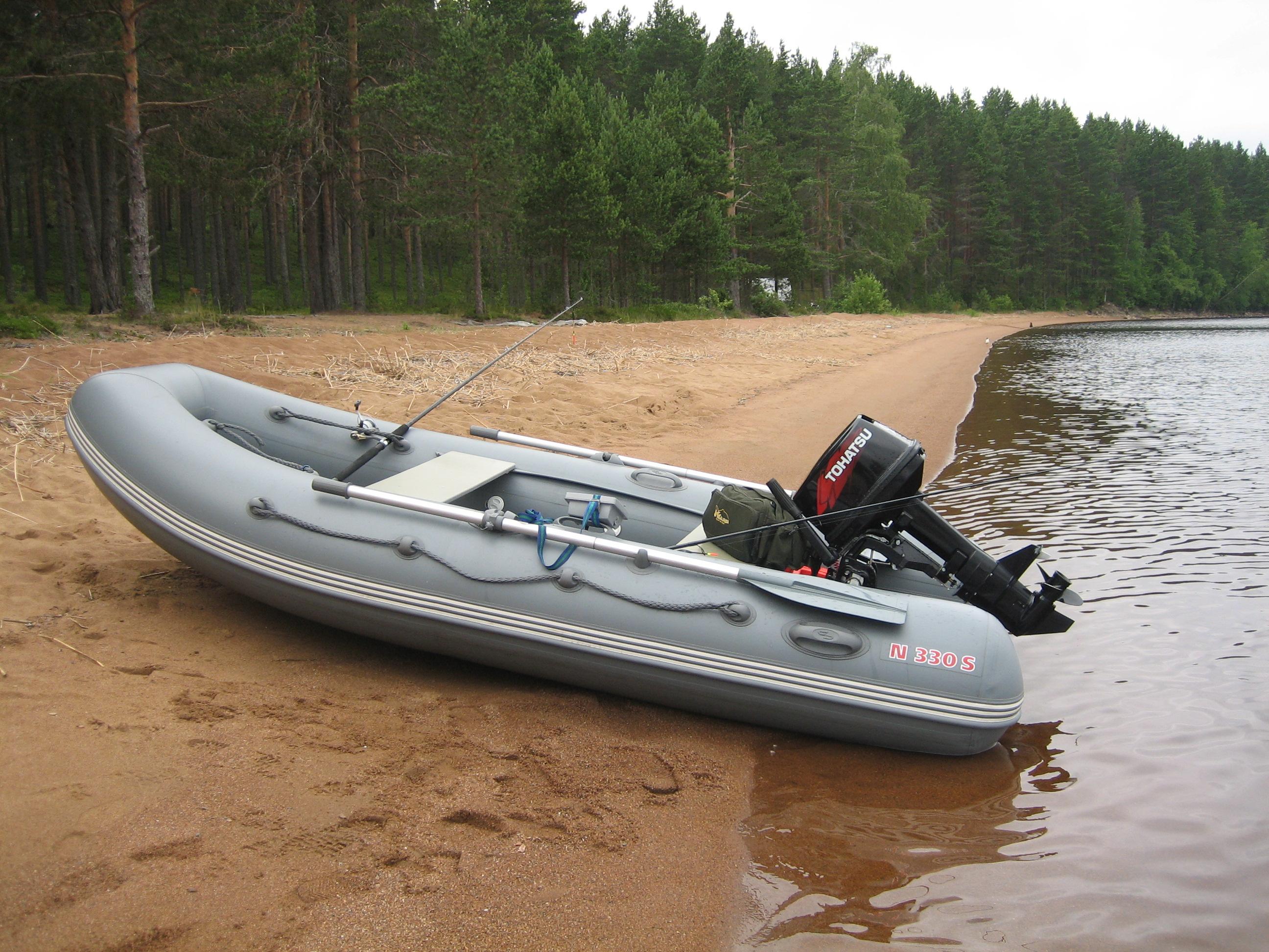 лодки кайман