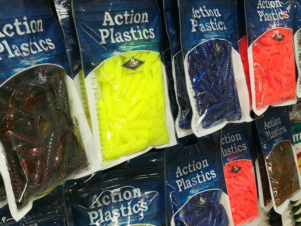 Твистер Action Plastics 3FG