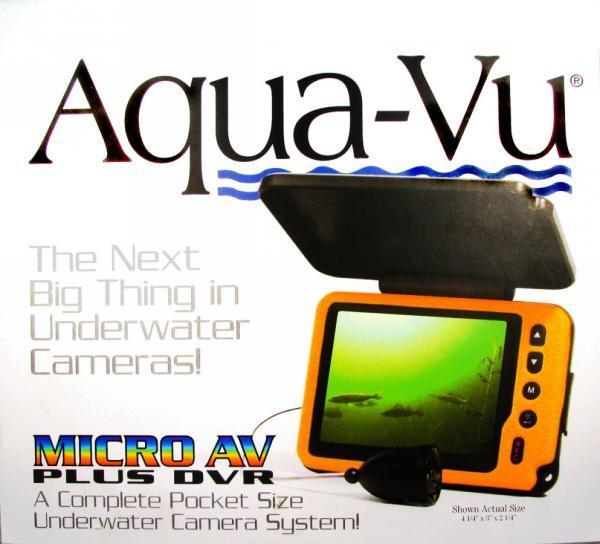 Подводная камера Aqua-Vu Micro Plus DVR