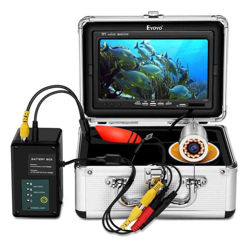 Подводная камера для рыбалки Eyoyo