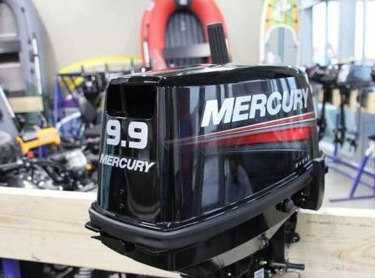 Mercury ME 9.9 MH