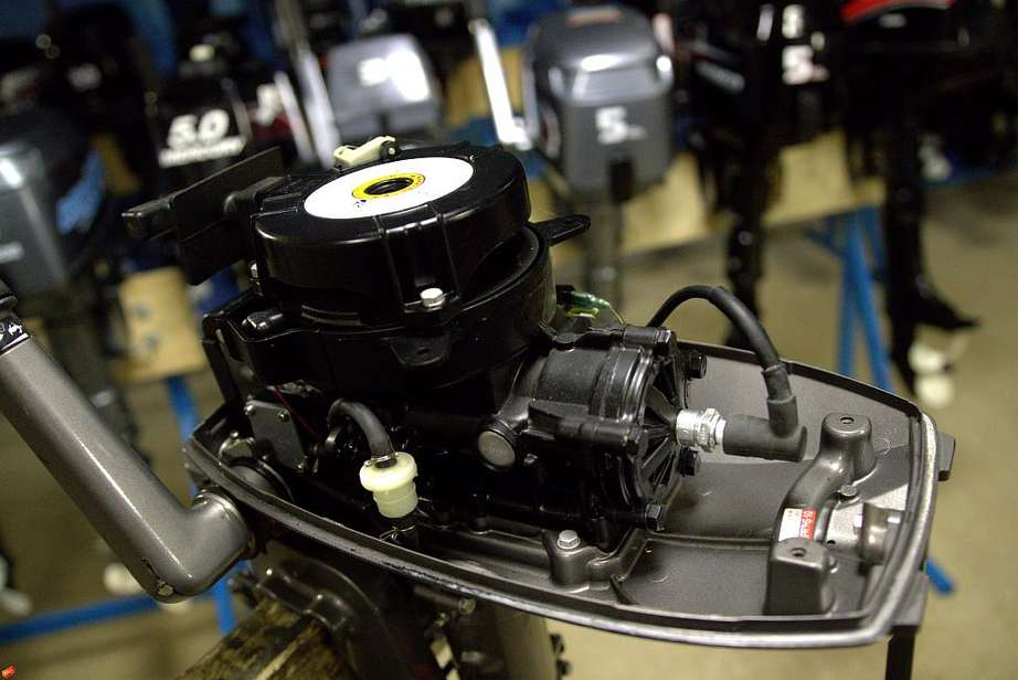 Лодочный мотор Tohatsu M5BD-S