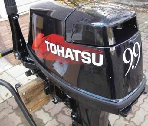 Tohatsu M9.9D2S