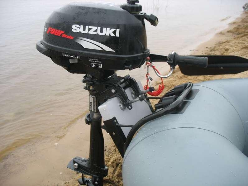 Лодочный мотор Suzuki DF2.5S