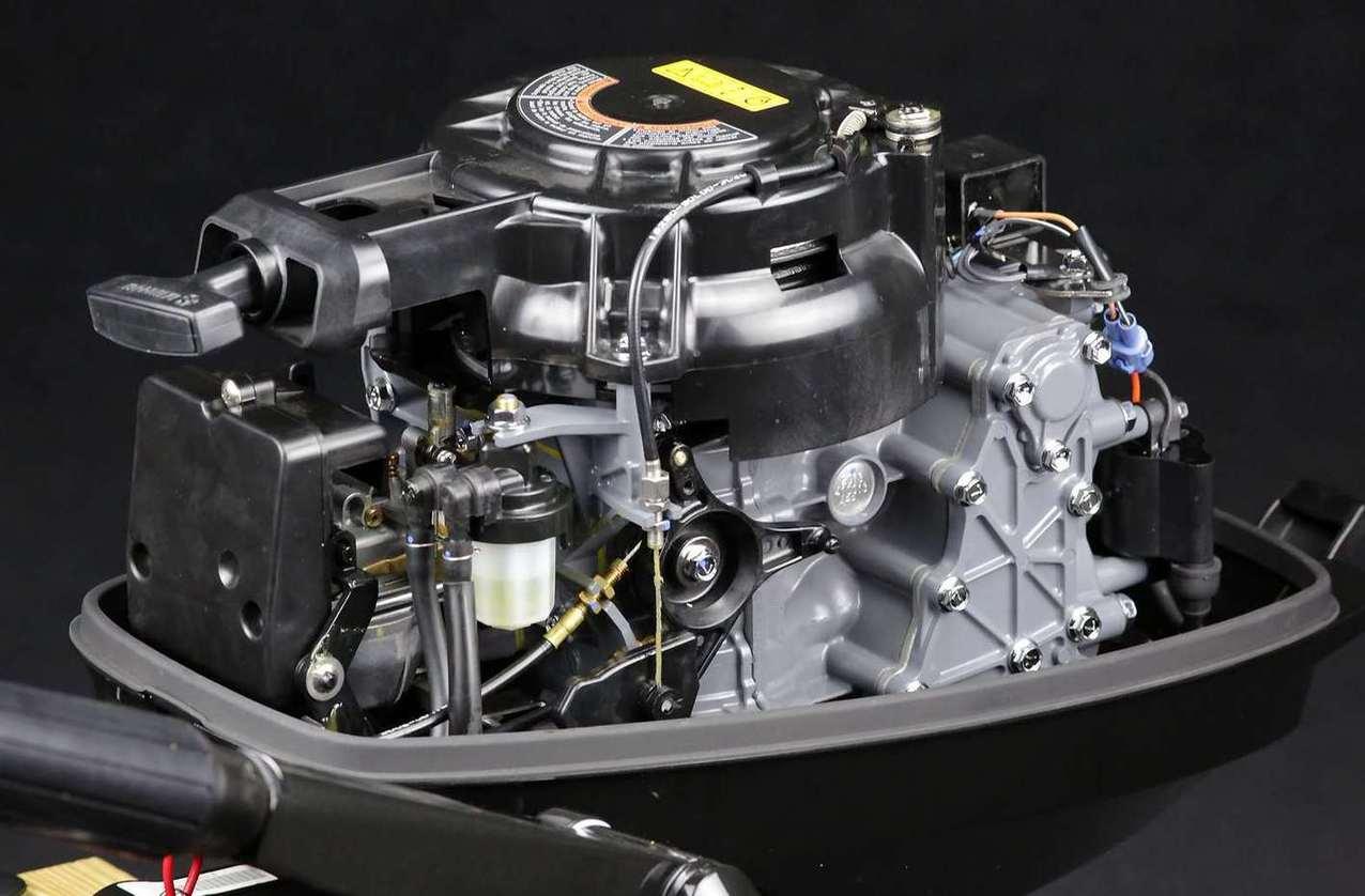 Мотор лодочный Suzuki DT 9.9 AS
