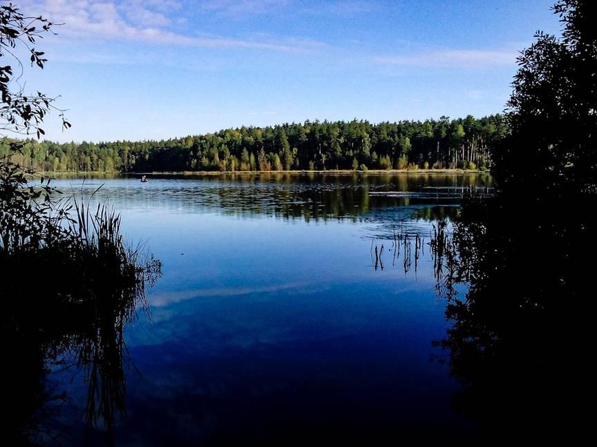 Черное озеро