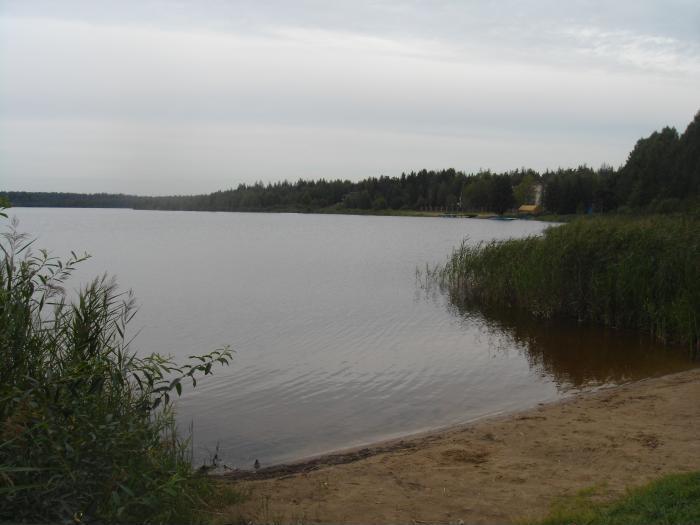 Долгое Озеро