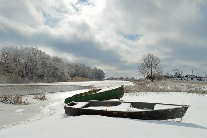 рыбалка в астрахани зимой