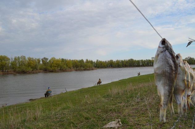 рыбалка в астрахани весной