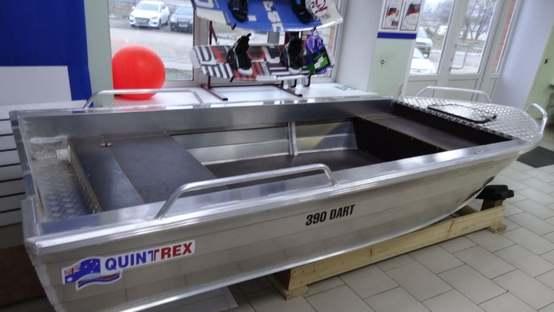 Quintrex 390 Dart Long