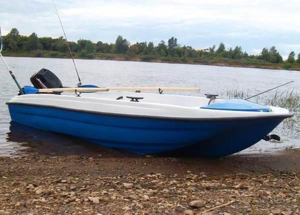лодка Пингвин