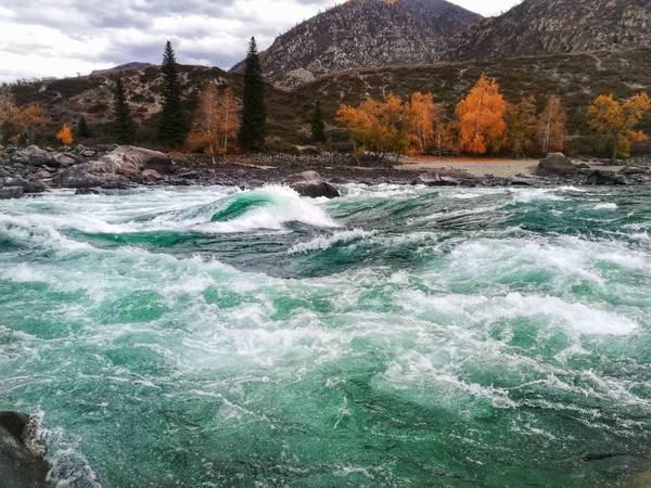 Река Большой Ильгумень