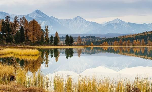Рыбалка на Алтае осенью