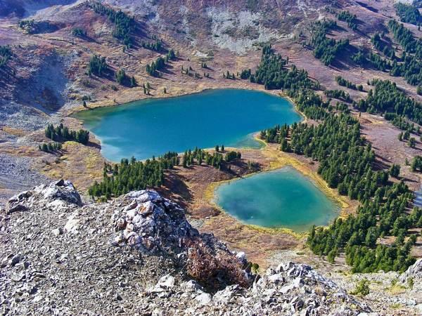 Уй-Караташские озера