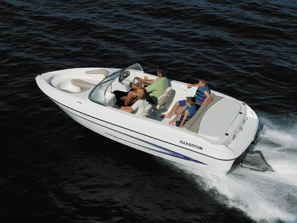 Glastron Bowrider MX 175