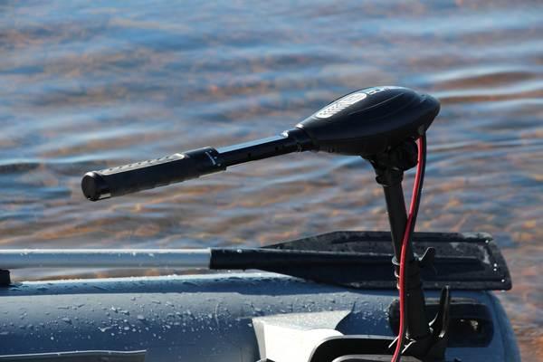 электрические лодочные моторы