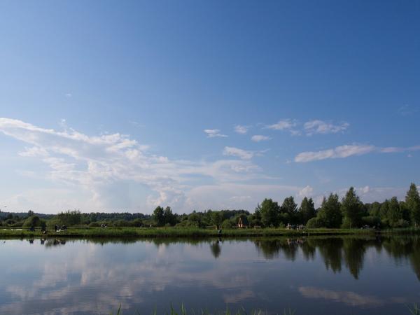 Рыболовный клуб Фишка (Петряиха)