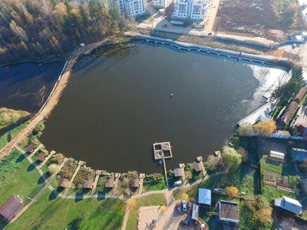 Рыболовная база «Юрлово»