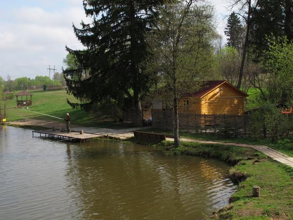 Рыболовный клуб «NFISHER»