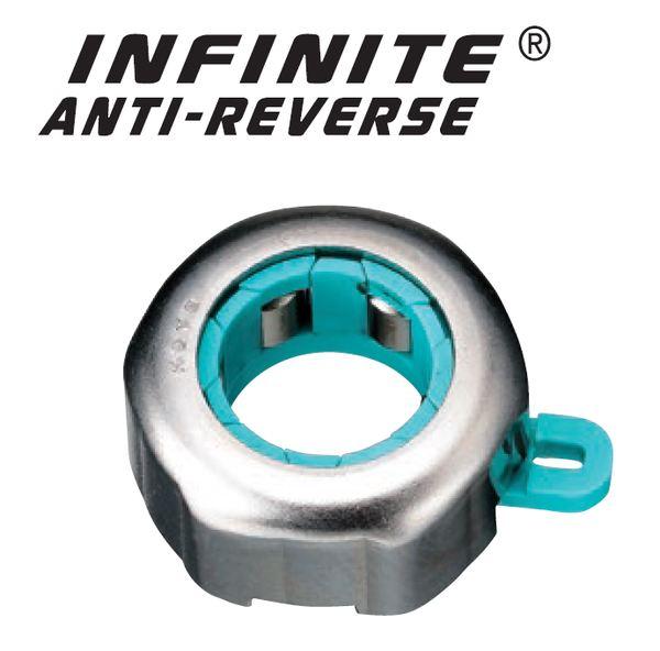 infinite anti-reverse